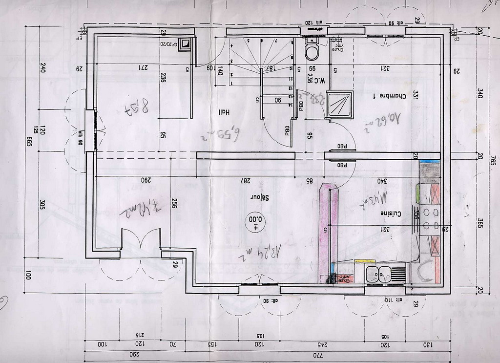 beautiful great plan de la maison with plan maison m with plan de la maison with